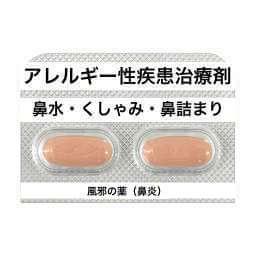 零売できるお薬:【風邪の薬】(アレルギー性疾患治療剤(1日2回タイプ))アレグラ錠60mg